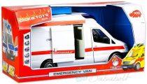 Dickie Emergency Van - Mentőautó