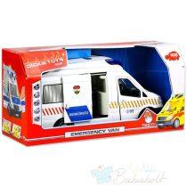 Dickie Emergency Van - Rendőrautó
