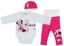 Disney Minnie bébi 3 részes szett