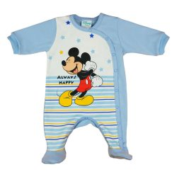 Disney Mickey csillagos rugdalózó