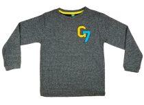 Fiú kereknyakú pulóver G7 (TUR)