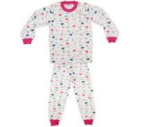 Unisex pizsama Mintás (TUR)