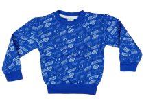 Fiú pulóver vegyes mintákkal (TUR)