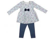 Unikornis lányka 2 részes tunika/leggings szett (T