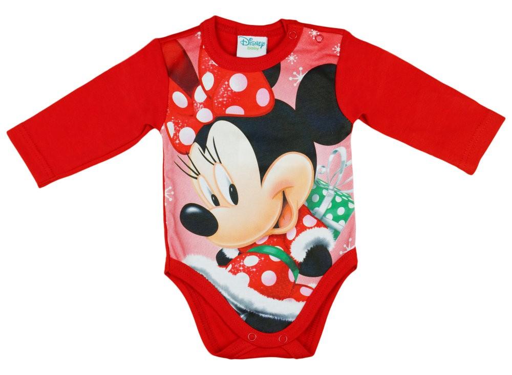 Disney Minnie Mikulás mintás hosszú ujjú kombidressz 7af1d72f07