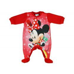 Disney Minnie Mikulás belül bolyhos hosszú ujjú r