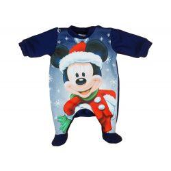 Disney Mickey Mikulás belül bolyhos hosszú ujjú ru