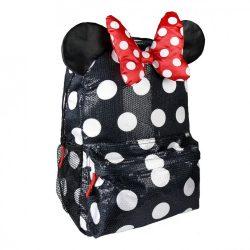 Disney Minnie nagy pöttyös, masnis hátizsák