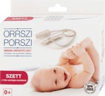 Orrszi Porszi porszívós orrszívó szett