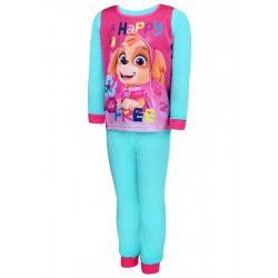 Paw Patrol-Mancs őrjárat mintás lányka pizsama
