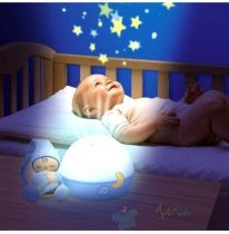 Chicco Good Night Star Projektor + lámpa