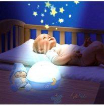 Chicco Good Night Star Projektor + lámpa