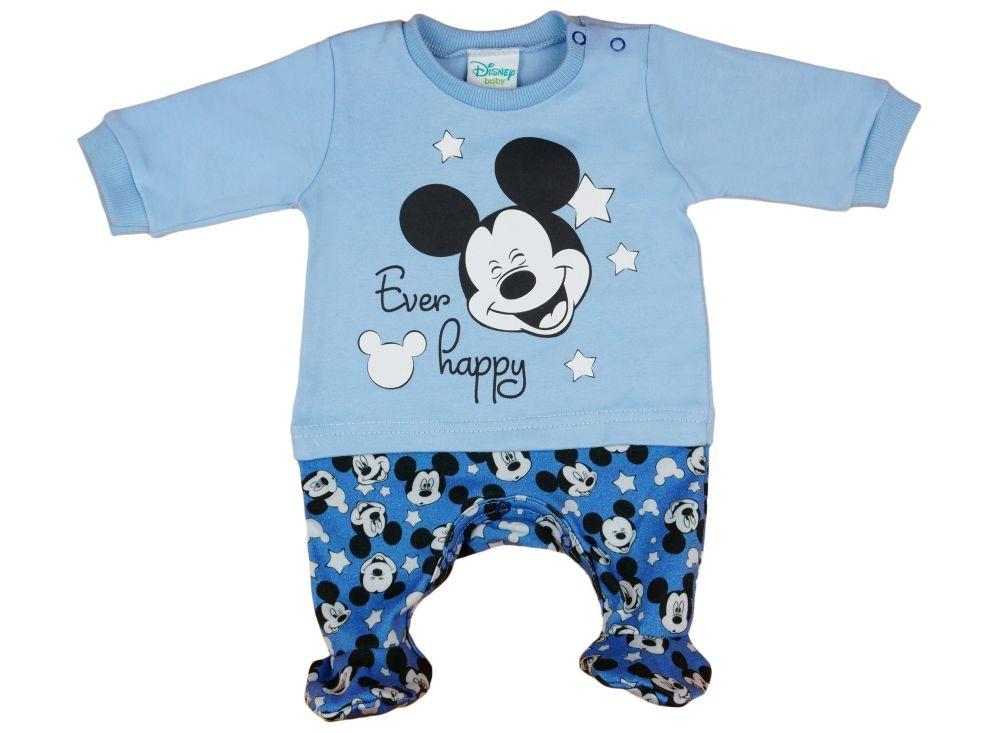 92cd70992c Disney Mickey hosszú ujjú rugdalózó