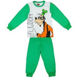 Disney Goofy pamut kisfiú pizsama