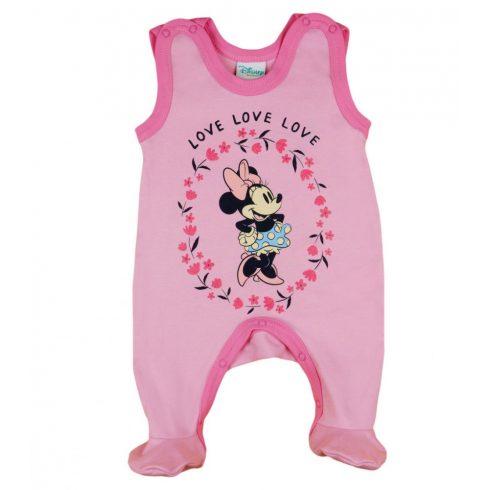 Disney Minnie Love ujjatlan rugdalózó