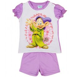 Disney 2-részes rövidnadrágos kislány szett
