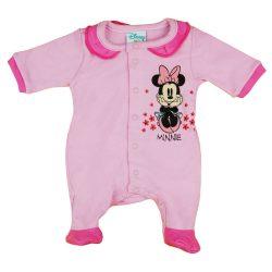 Disney Minnie pamut baba rugdalózó fodros gallérral
