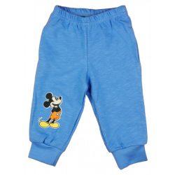 Disney Mickey vékony pamut fiú szabadidőnadrág
