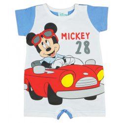 Disney Mickey autós baba napozó