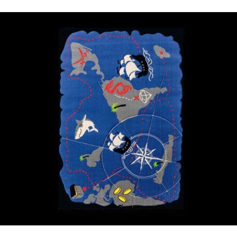 Cilek BLACK PIRATE szőnyeg (133x190 cm)