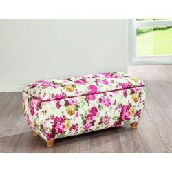 Cilek SUMMER tárolós ülőke (rózsaszín)