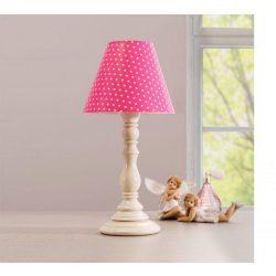 Cilek DOTTY asztali lámpa (rózsaszín)