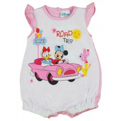 Disney Minnie csillámos baba napozó