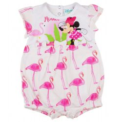 Disney Minnie flamingós baba napozó
