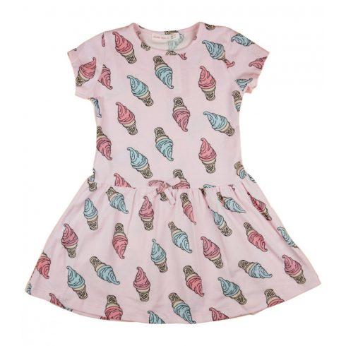 Kislány fagyi mintás nyári ruha (TUR)