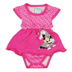 Disney Minnie unikornissal szoknyás baba body