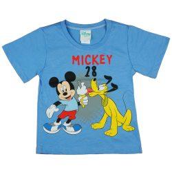 Disney Mickey és Plutó rövid ujjú póló