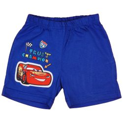 Disney Cars/ Verdák vékony pamut rövidnadrág