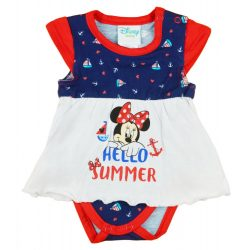 Disney Minnie Hello summer szoknyás body
