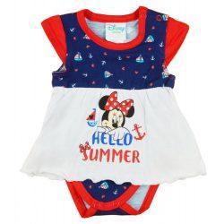 Disney Minnie Hello summer szoknyás body