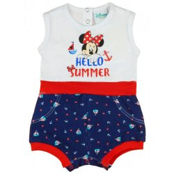 Disney Minnie Hello summer ujjatlan baba napozó