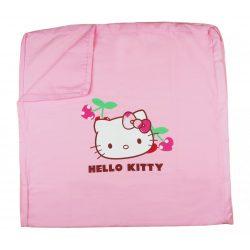 Hello Kitty cseresznyés matrachuzat 60x120 cm