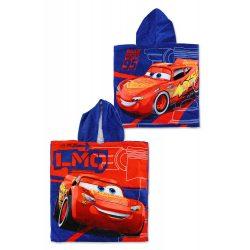 Disney Cars/Verdák frottír fürdőponcsó