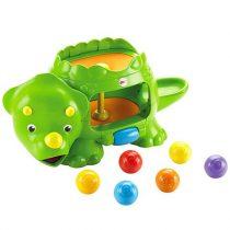 Fisher Price Dínókoma színes labdákkal