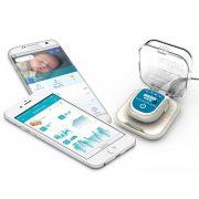 Snuza Pico hordozható babafigyelő készülék