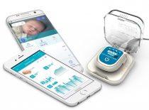 Snuza Pico babafigyelő készülék