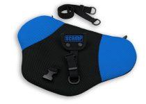 Scamp biztonsági övterelő - Kék