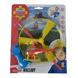 Simba Sam a Tűzoltó kilövős helikopter - Wallaby