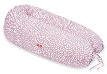 Scamp - Formázható univerzális szoptatós párna pamut huzattal/Könnycsepp Pink