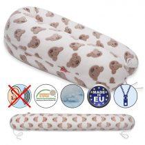 Scamp - Formázható univerzális szoptatós párna micropes huzattal/LittleBear