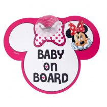 Disney Minnie Baby On Board tábla