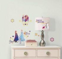 """RoomMates fali dekoráció """"Frozen"""""""