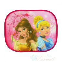 Disney autós napellenző 2 db - Hamupipőke és Belle