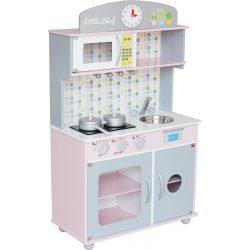 FreePlay Little Chef konyha - Rosa