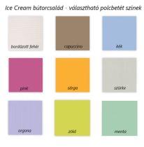 Todi Ice Cream - színes polcbetétek - 1 db