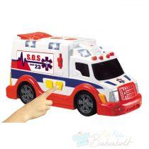 Dickie Action Series mentőautó